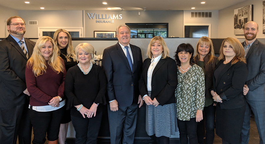 Williams Ins Staff Members